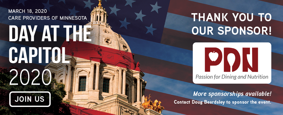Register today for Day at the Capitol