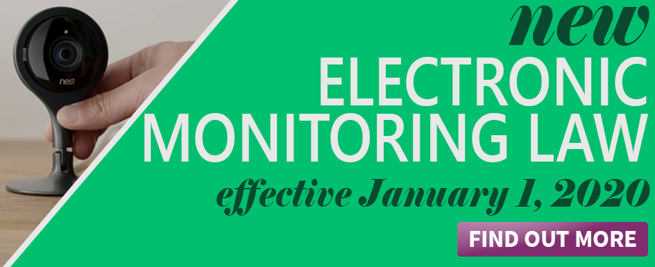 Electronic monitoring law goes into effect January 1