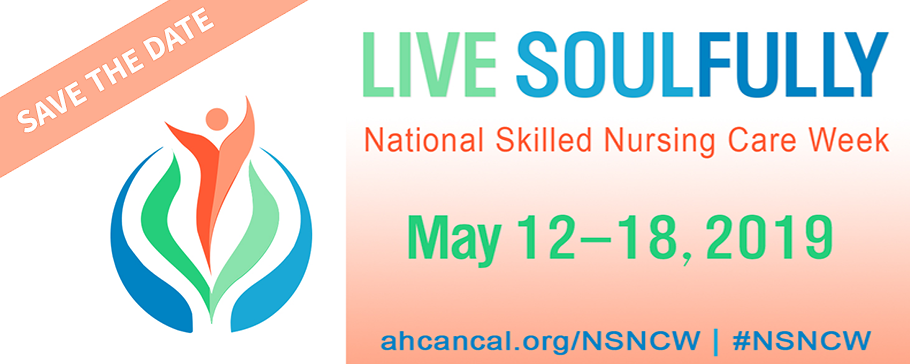 National Skilled Nursing Care Week 2019