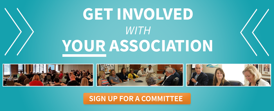 Get Involved in YOUR Association