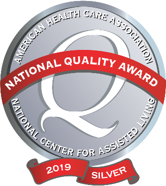 2019 Silver Quality Award