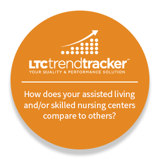 How does your assisted living and/or skilled nursing centers compare to others? LTC Trend Tracker link